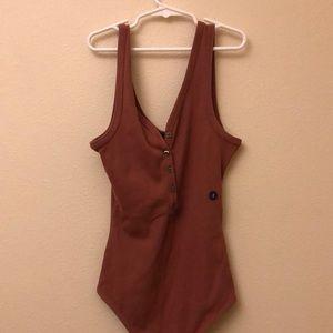 NWT Abercrombie & Fitch bodysuit